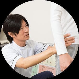 体の改善には「筋肉」「関節」「生活習慣」が必要